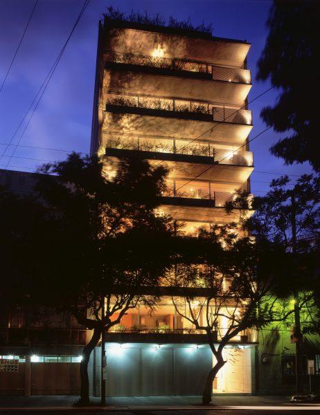 Edificio Mexicali
