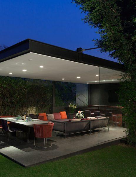 Terraza Casa Nelio